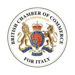 Official Partner of The British Chamber of Commerce for Italy